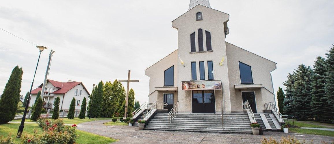 Parafia pw. MB Nieustającej Pomocy w Nizinach