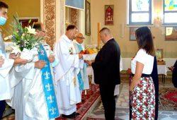 Odpust Parafialny 2021 oraz Jubileusz 35-lecia Święceń Kapłańskich Księdza Proboszcza Kazimierza Kopcia