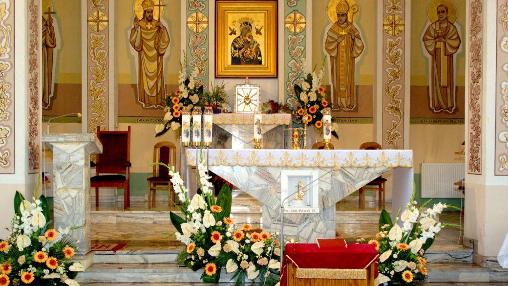 Parafia pw. Matki Bożej Nieustającej Pomocy w Nizinach